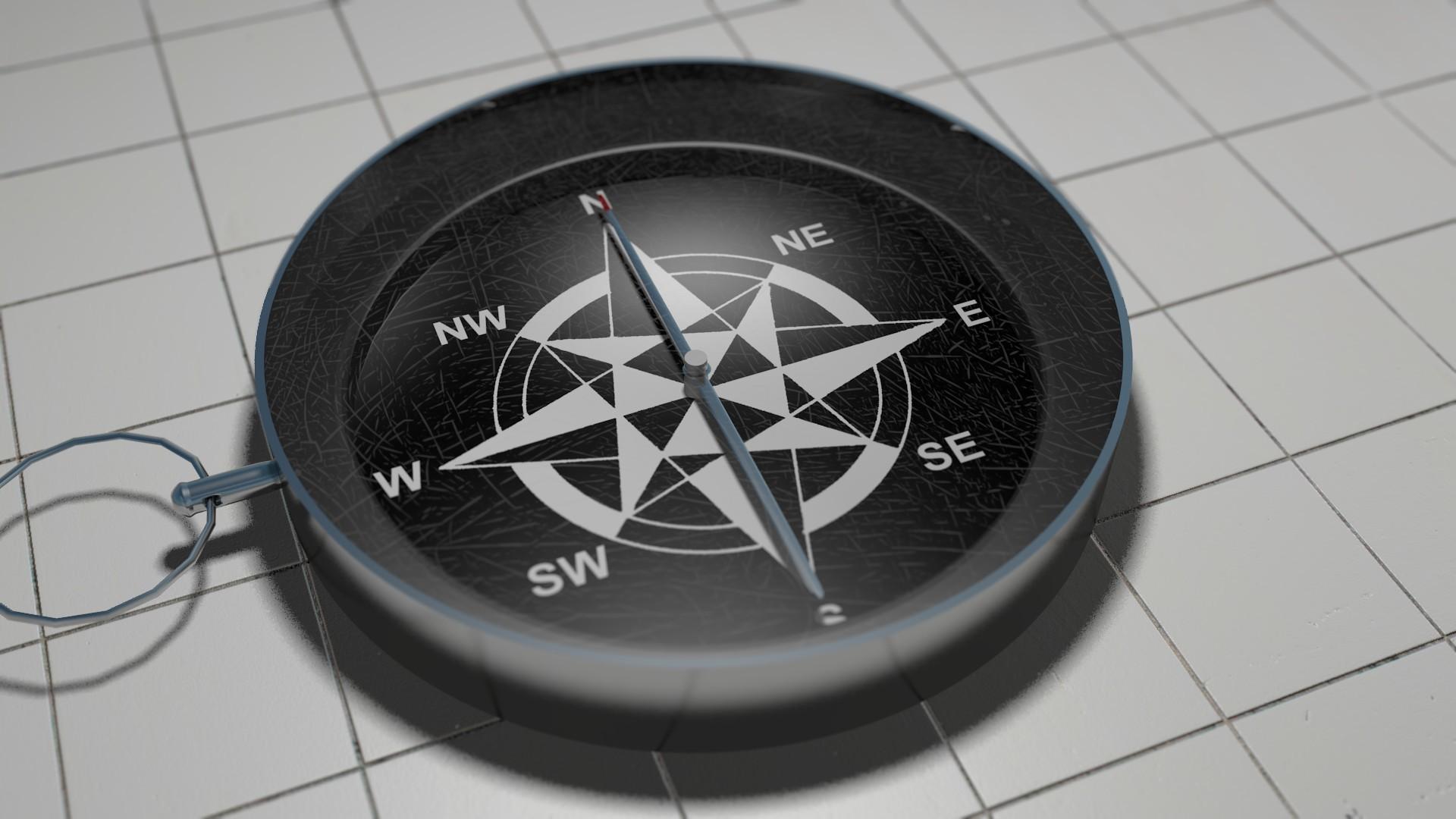 Как сделать компас своими руками в домашних условиях