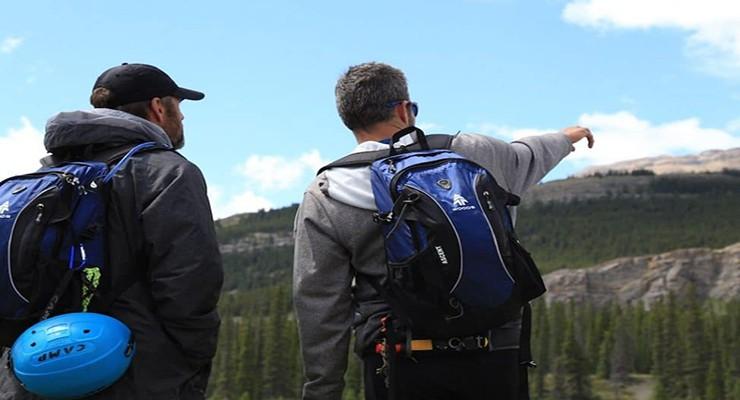 Способы ориентирования в горах
