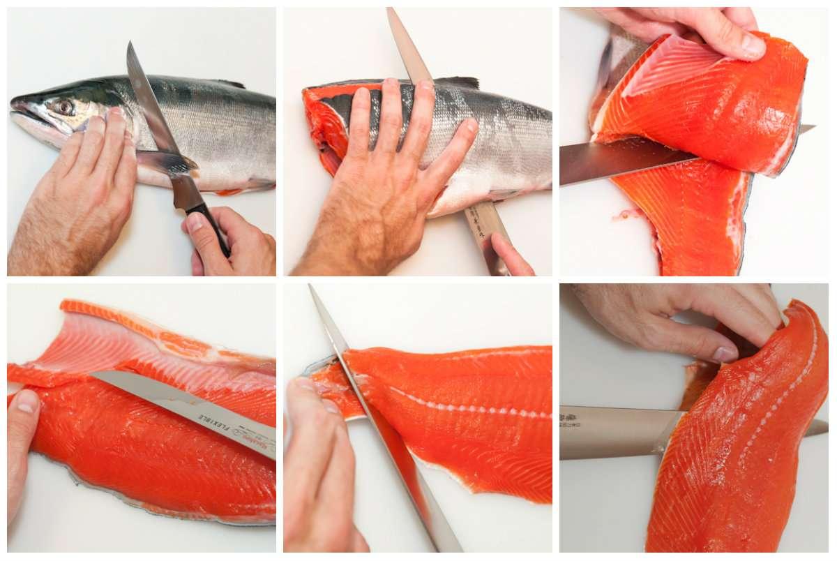 Как разделать рыбу - инструкция и рекомендации