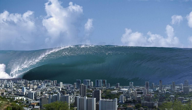Как предугадать и спастись от цунами: где и как укрыться