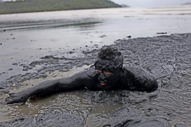 Как не утонуть в трясине или в болоте