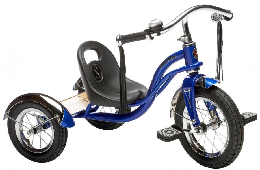 трицикл с алюминиевой рамой