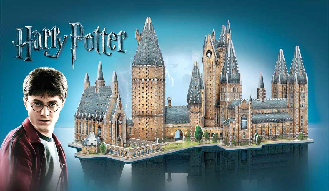 Путешествие по местам где снимали фильмы «Гарри Поттер»