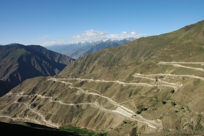 сычуань тибетское шоссе
