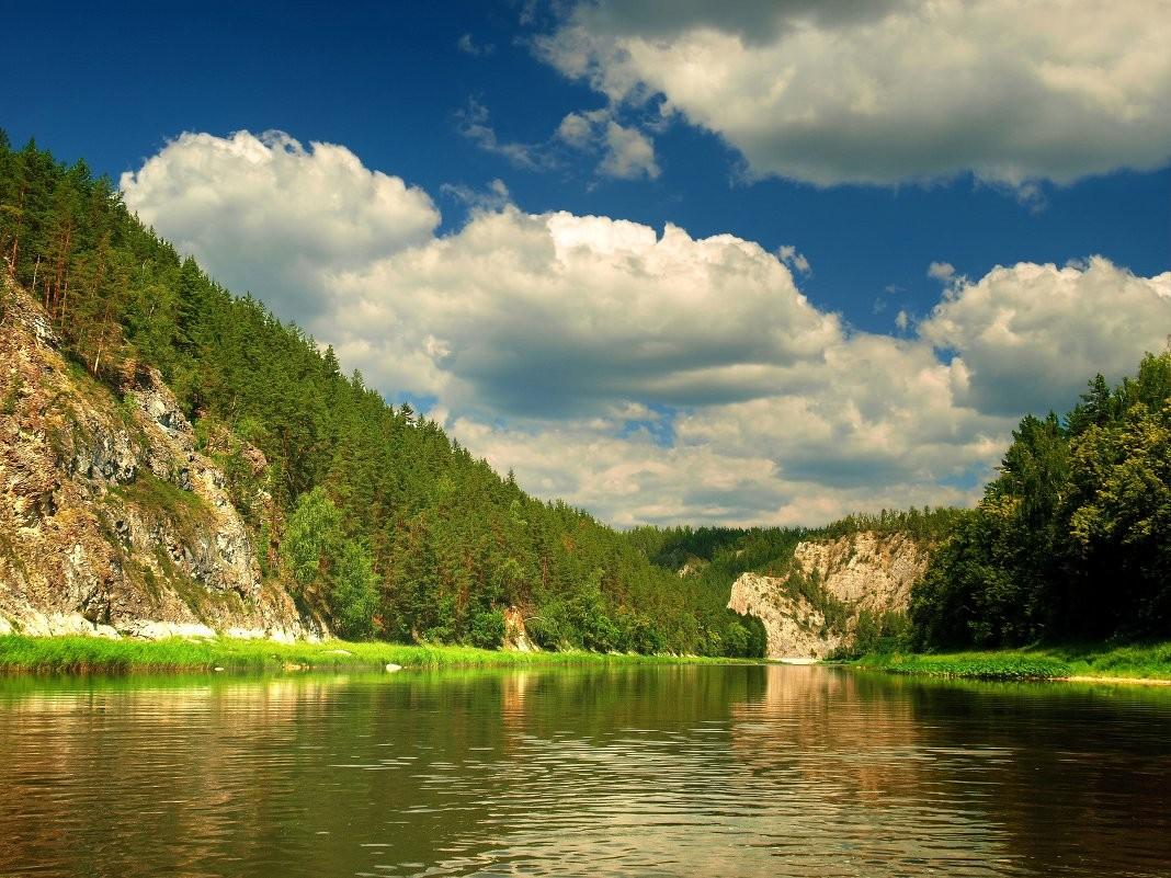 Сплавы по рекам Башкирии