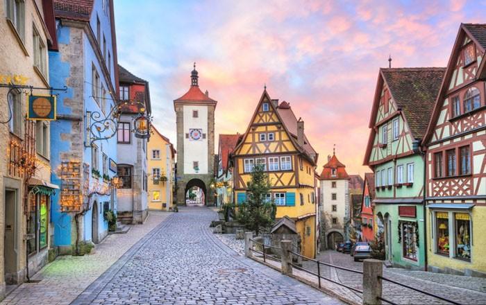 Топ-20 достопримечательностей Германии
