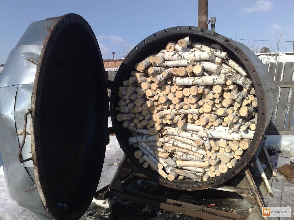 печь для угля