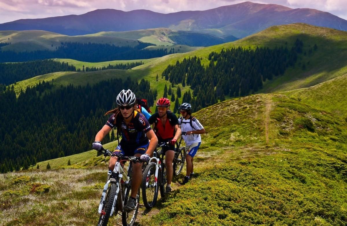 Спортивный туризм: велопоход