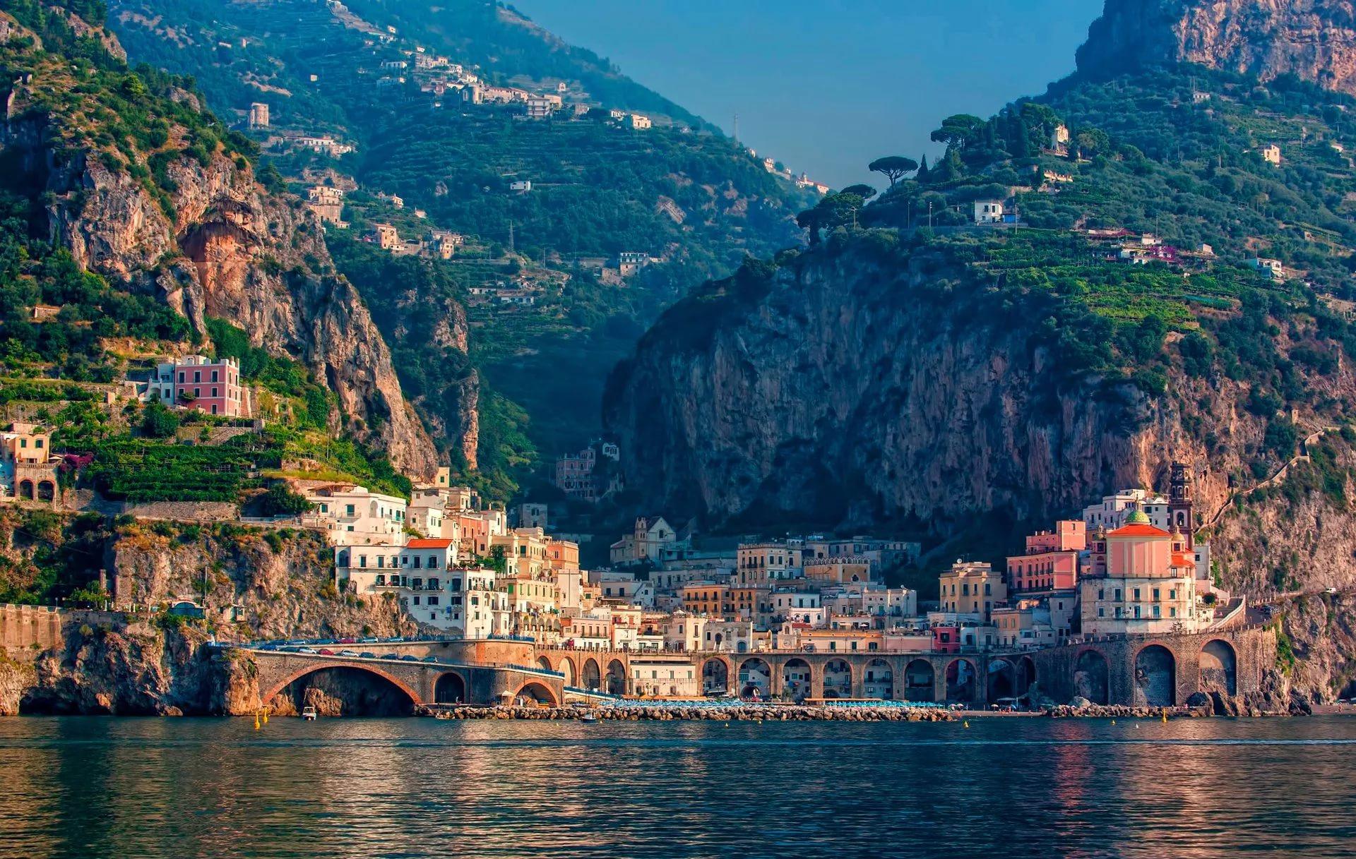 Маршрут путешествий по Италии на автомобиле
