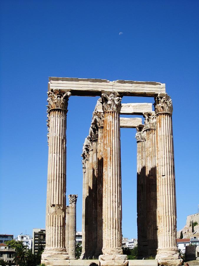 акрополь Афородиты. Греция