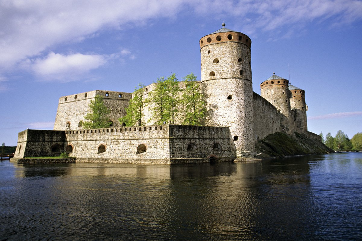 Крепость Олафсборг