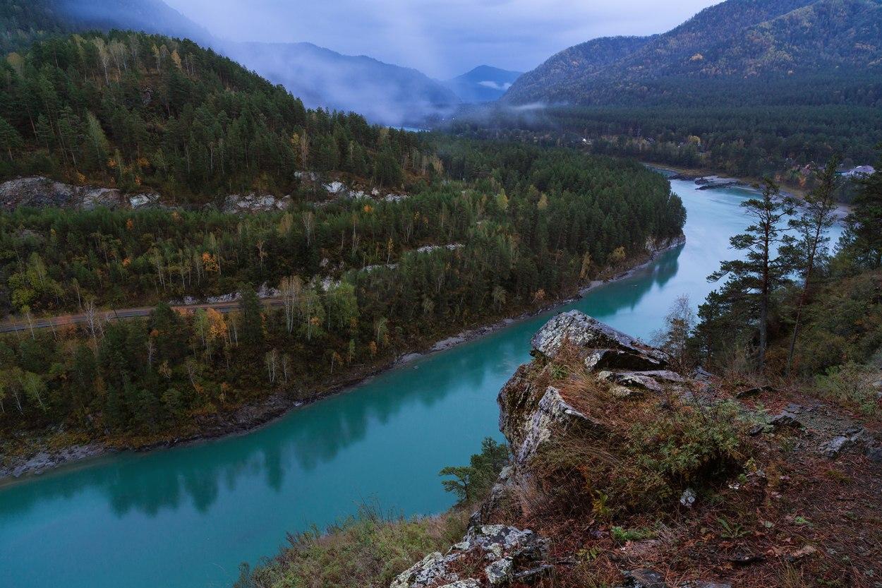 Сплав по рекам Алтайского края