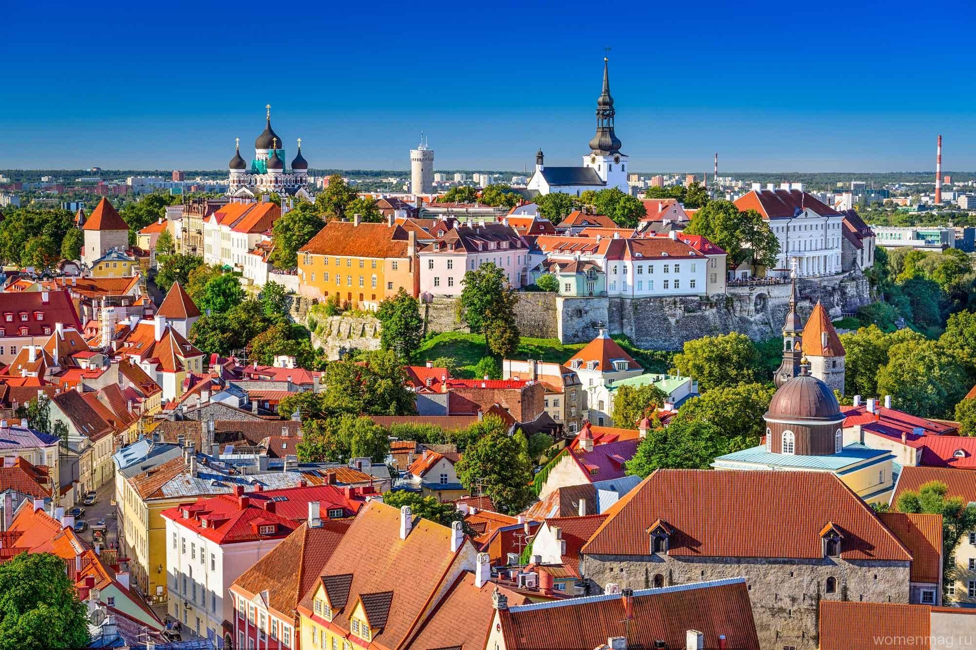 Путешествие в Эстонию на автомобиле