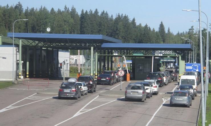 граница Эстонии