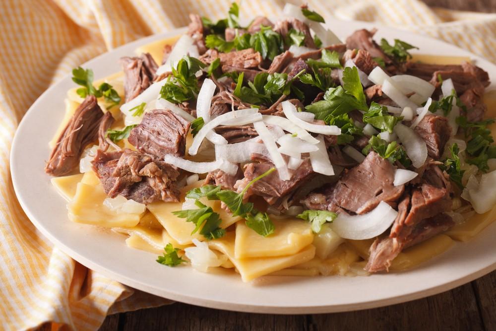 Блюда из конины - рецепты и способы приготовления