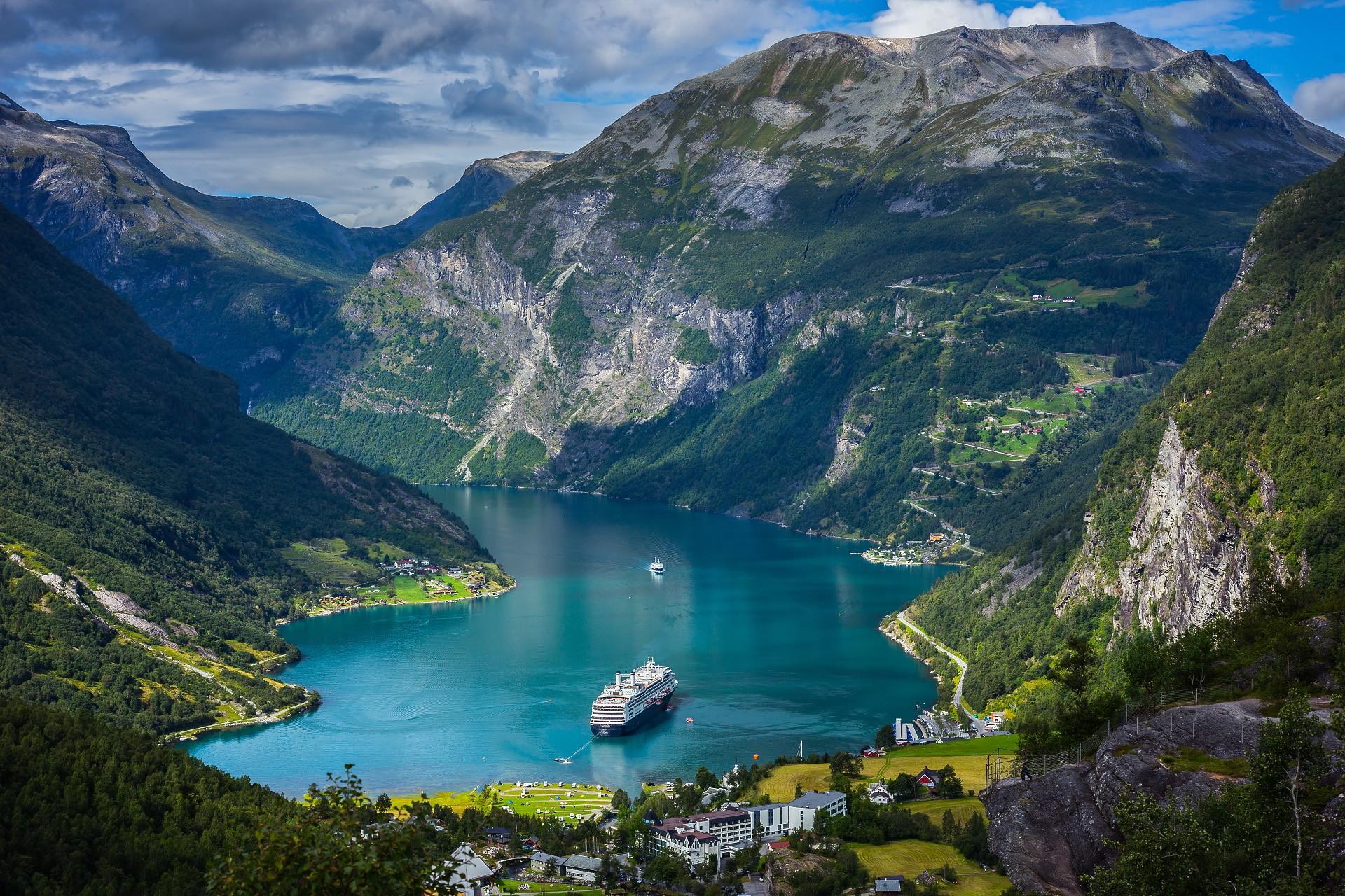ТОП-20 достопримечательностей в Норвегии: фото с названиями и описанием