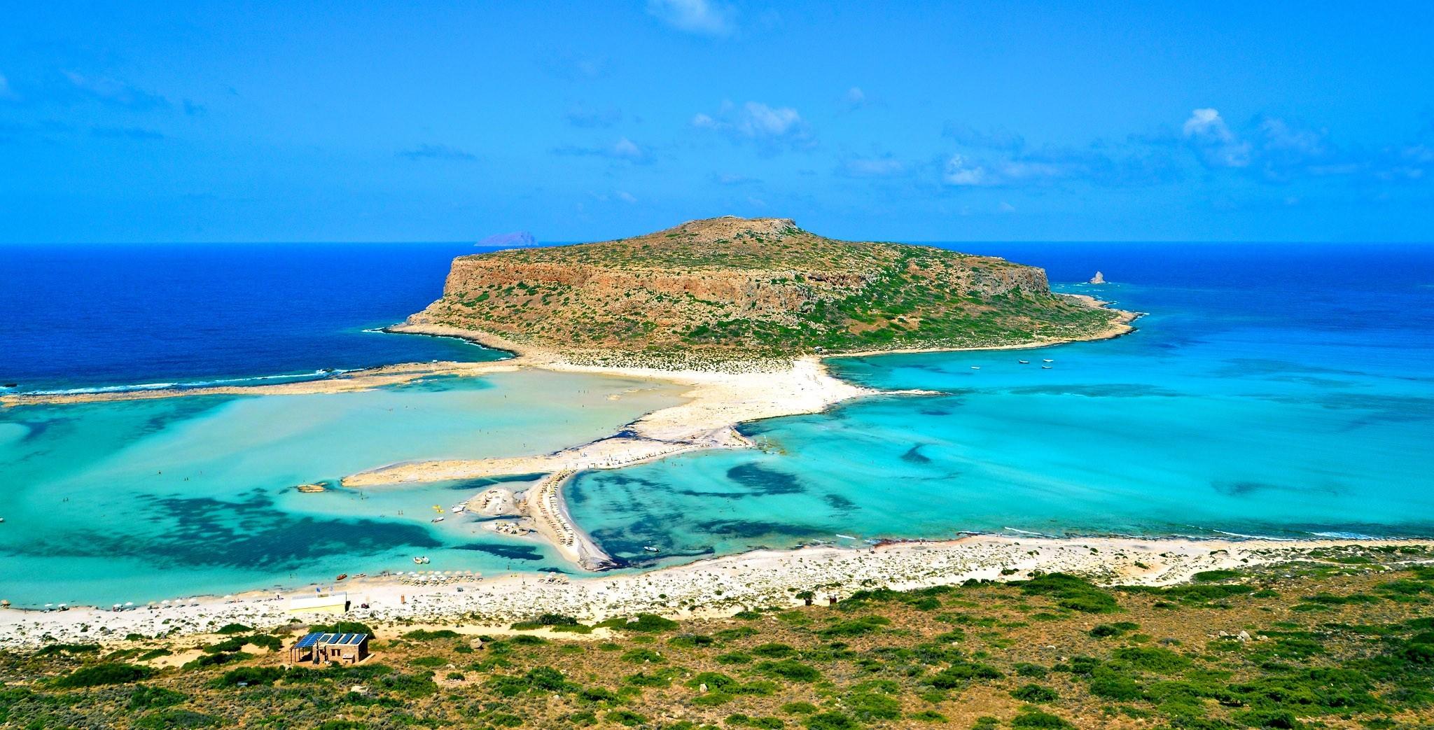 ТОП-20 достопримечательностей острова Крит