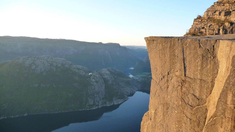 Достопримечательности Норвегии - фото с названиями и описанием