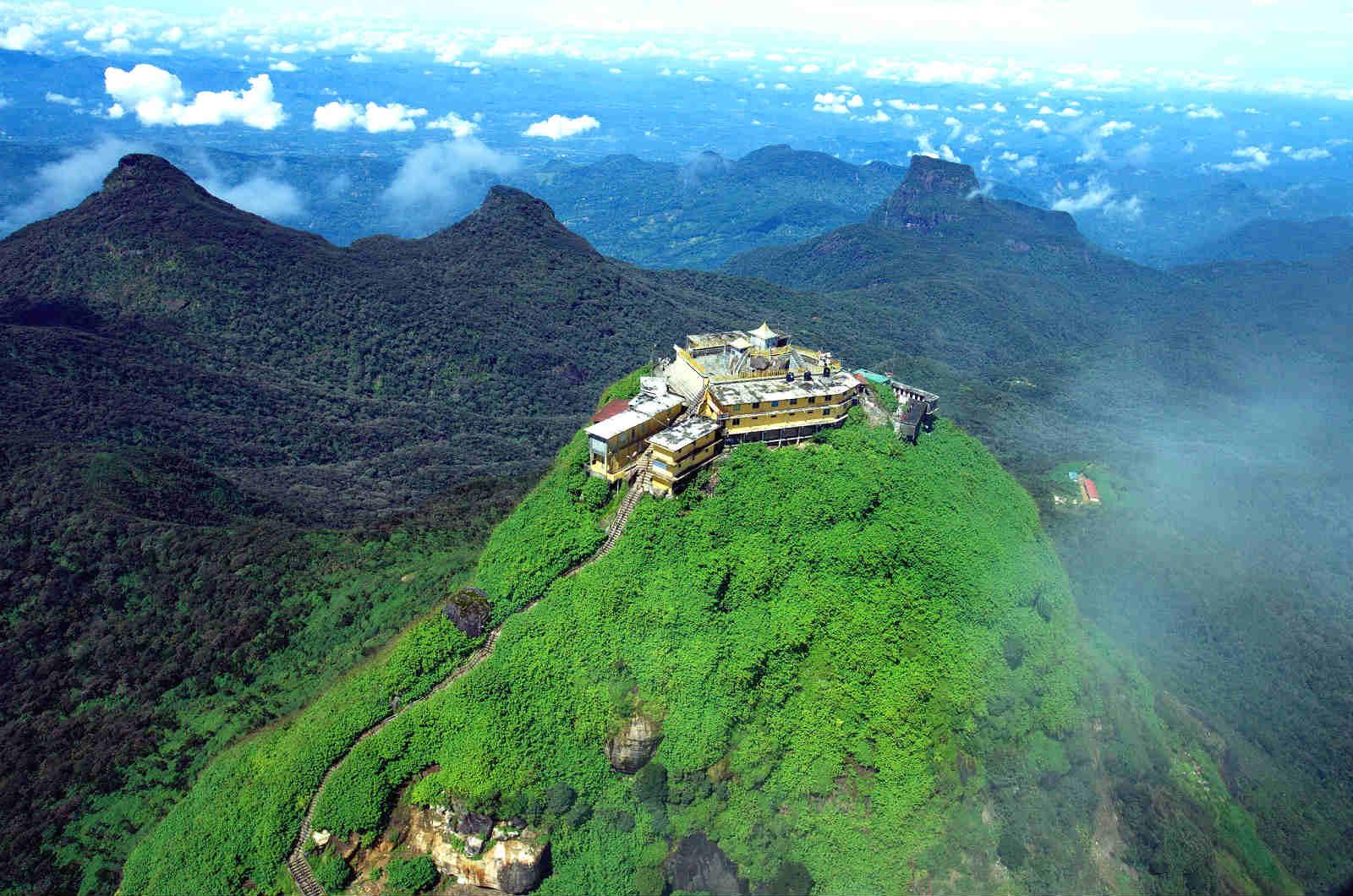 ТОП-20 достопримечательностей Шри-Ланки: фото, названия, описание