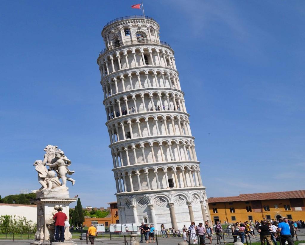 Пизанская башня в Италии: история, архитектура, факты