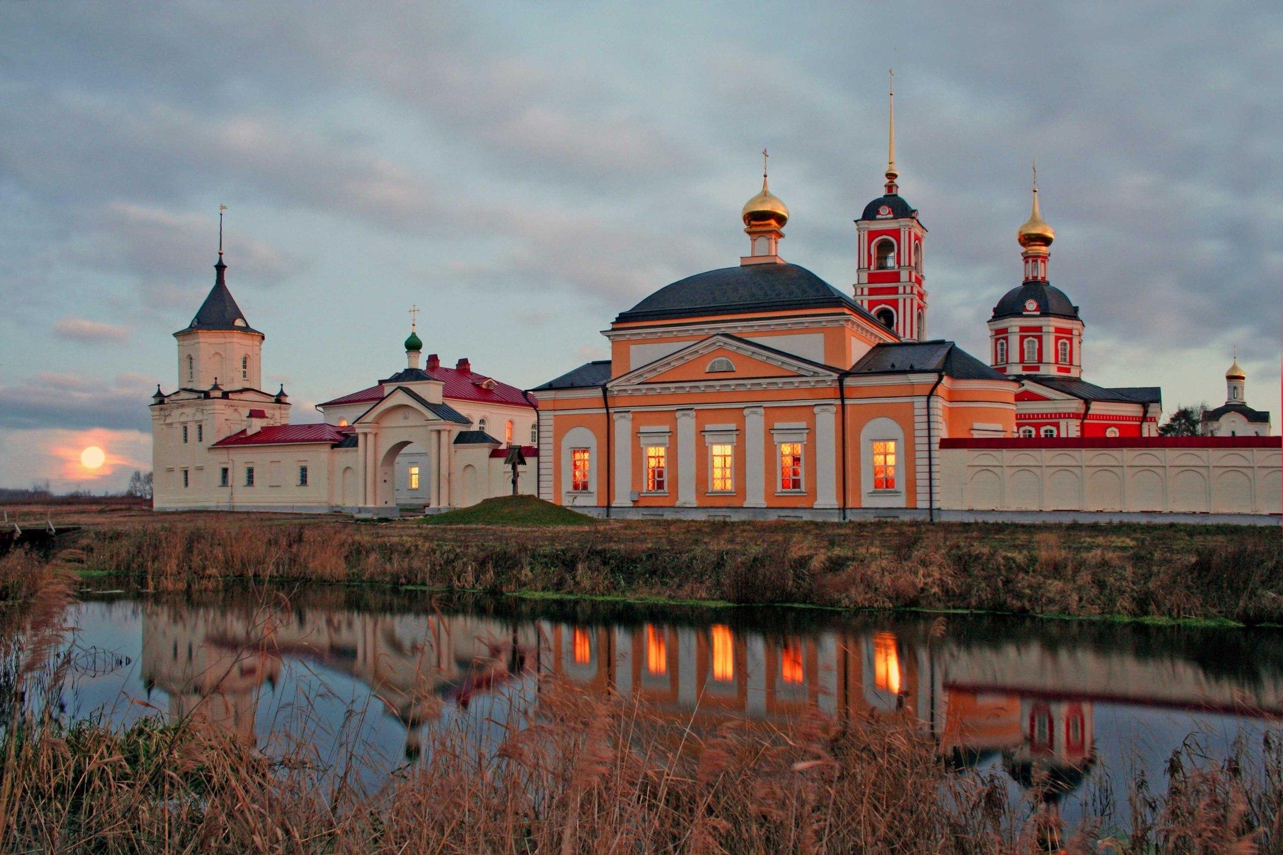 Троице-Сергиев Варницкий монастырь - история, памятники, как добраться