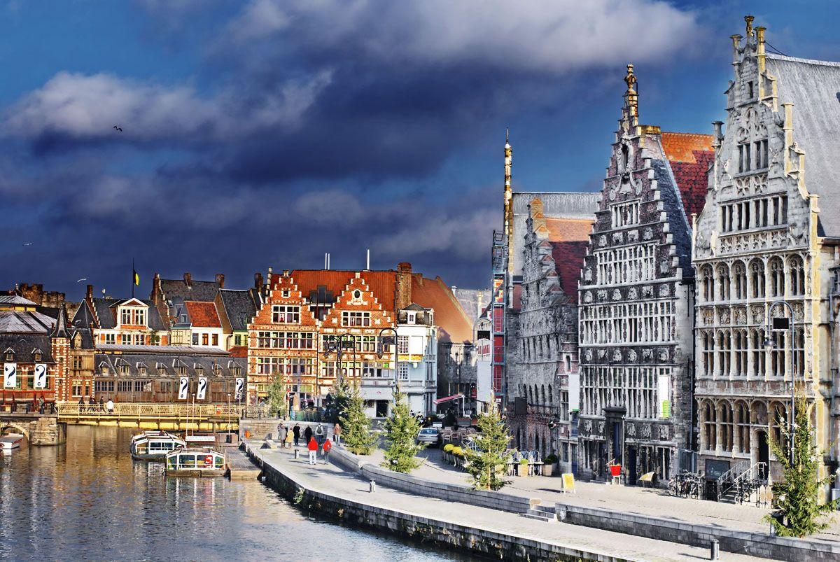 Топ-15 достопримечательностей Бельгии