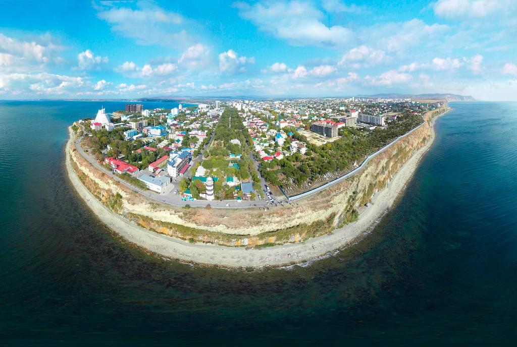 ТОП-20 достопримечательностей города-курорта Анапы