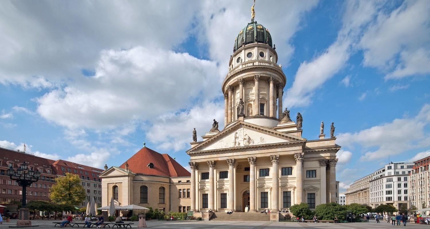 Немецкий собор в Берлине