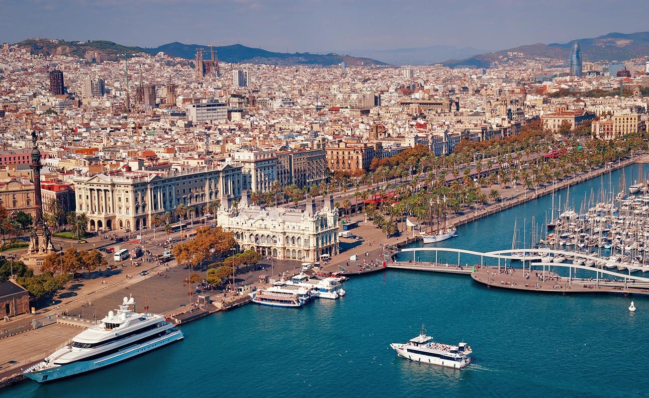 Лучшие парки в Барселоне