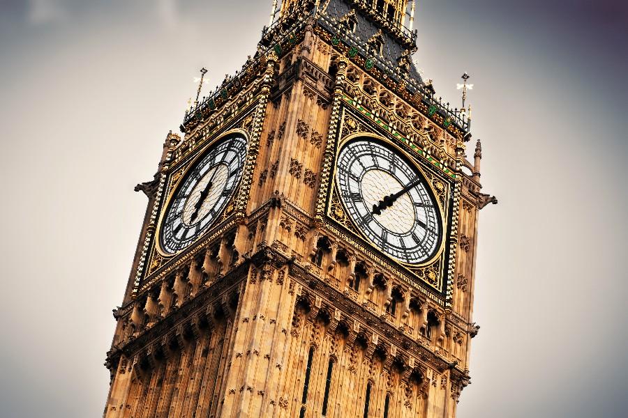 Часы Биг-Бен в Лондоне - история и описание