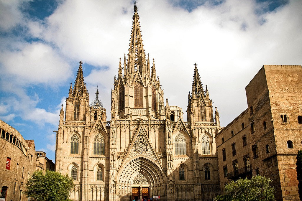 Барселонский собор - история, архитектура, отзывы