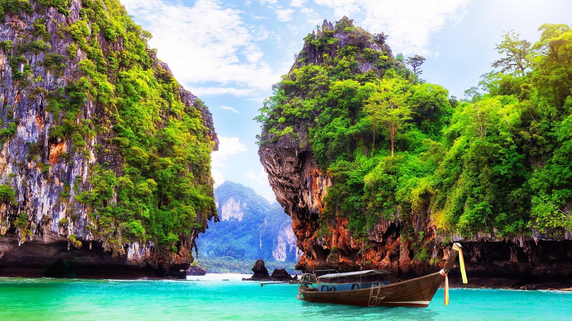 Климатические условия в основных городах Тайланда