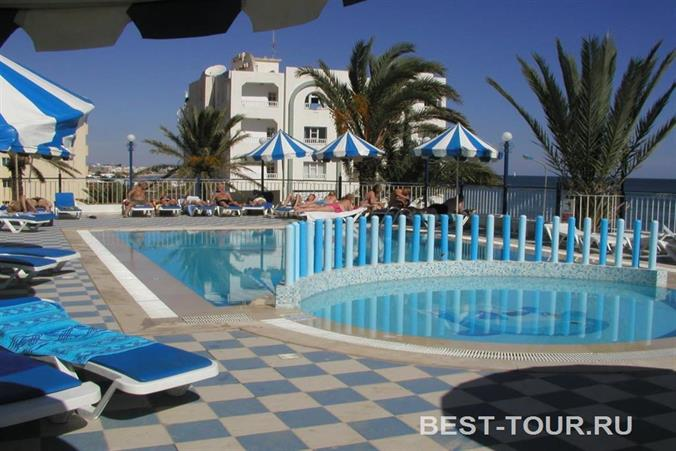 Тур из Краснодара в Тунис - Тунис, Сусс