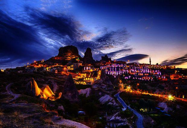 Тур из Краснодара в Турцию - Каппадокия - Стамбул