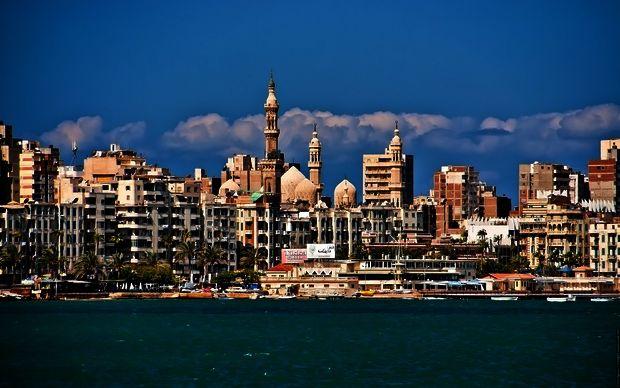 Тур из Краснодара в Египет - Каир+Александрия