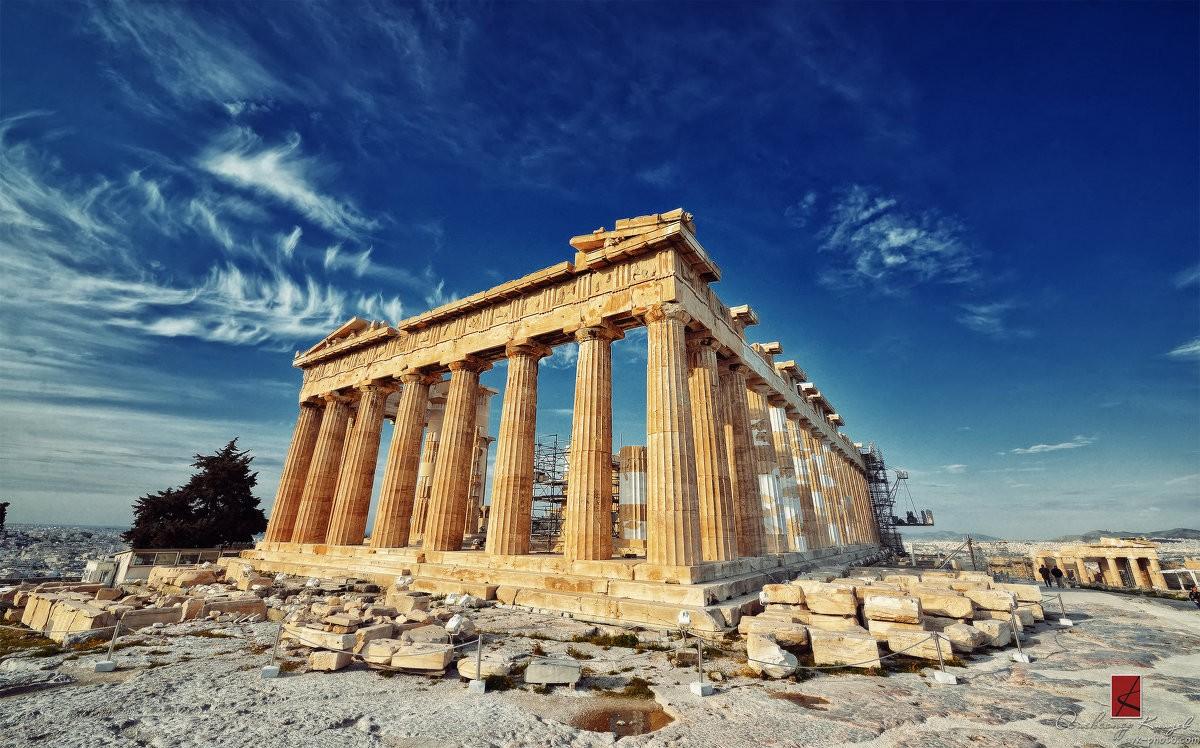 Акрополь в Греции - история, описание, расположение