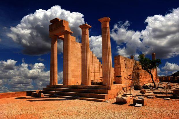 Тур из Краснодара в Грецию - Родос