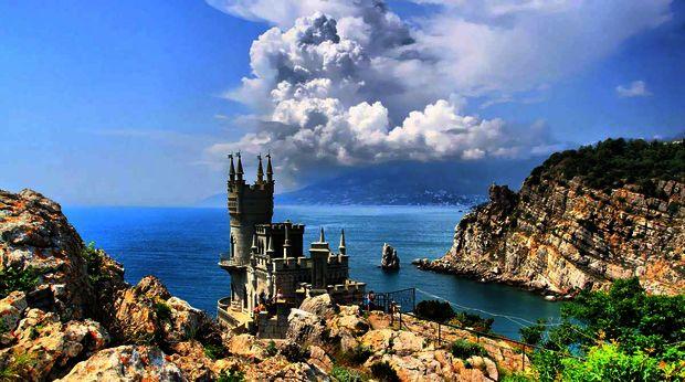Тур из Краснодара в Крым - Большое путешествие по Крыму на ноябрьские праздники