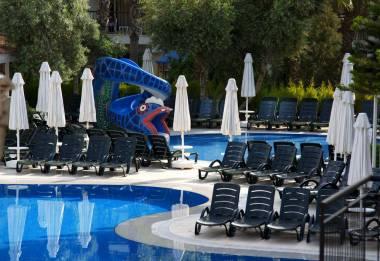 Тур из Краснодара в Турцию - Kentia Apart Hotel