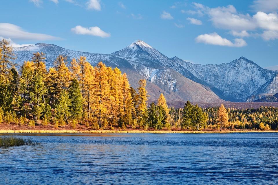 Где можно отдохнуть на Алтае осенью?