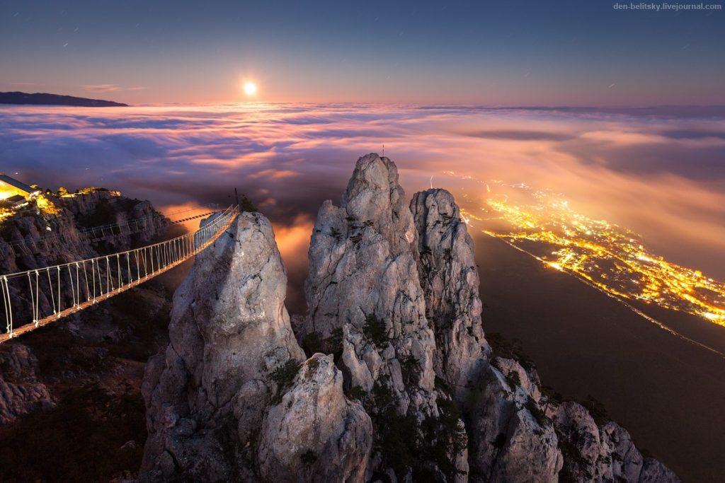 Гора Ай-Петри в Крыму - где находится и как туда добраться