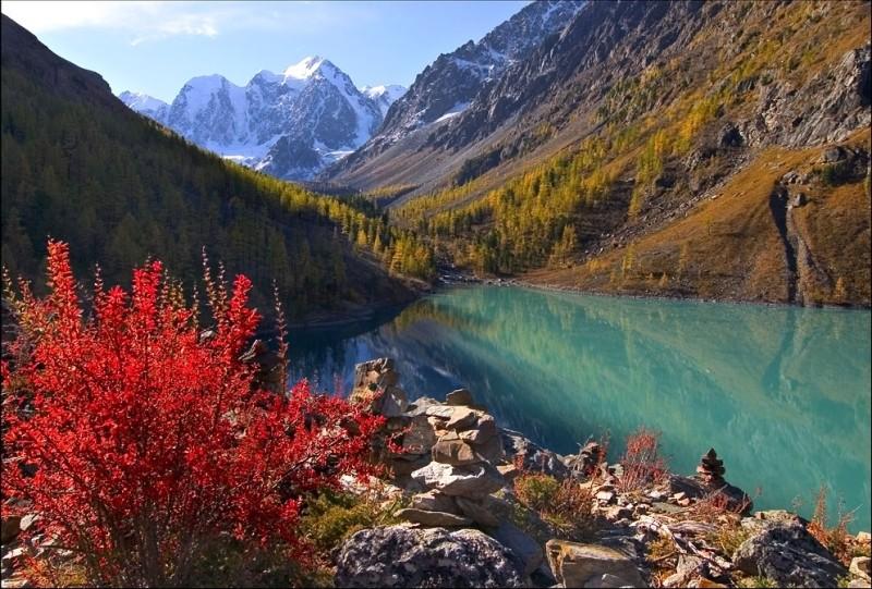 Куда поехать и что посмотреть в октябре на Алтае