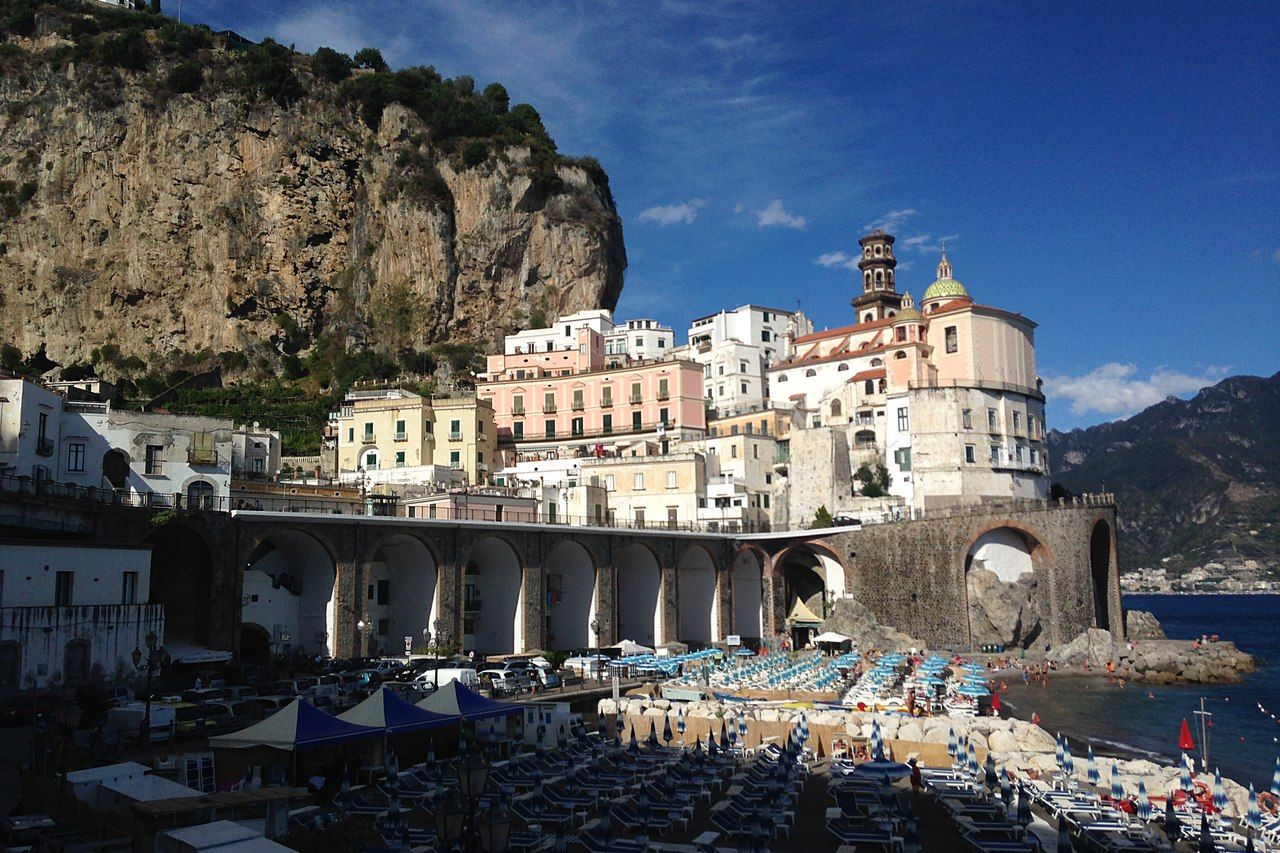 Город Амальфи в Италии - история, где находится и как добраться