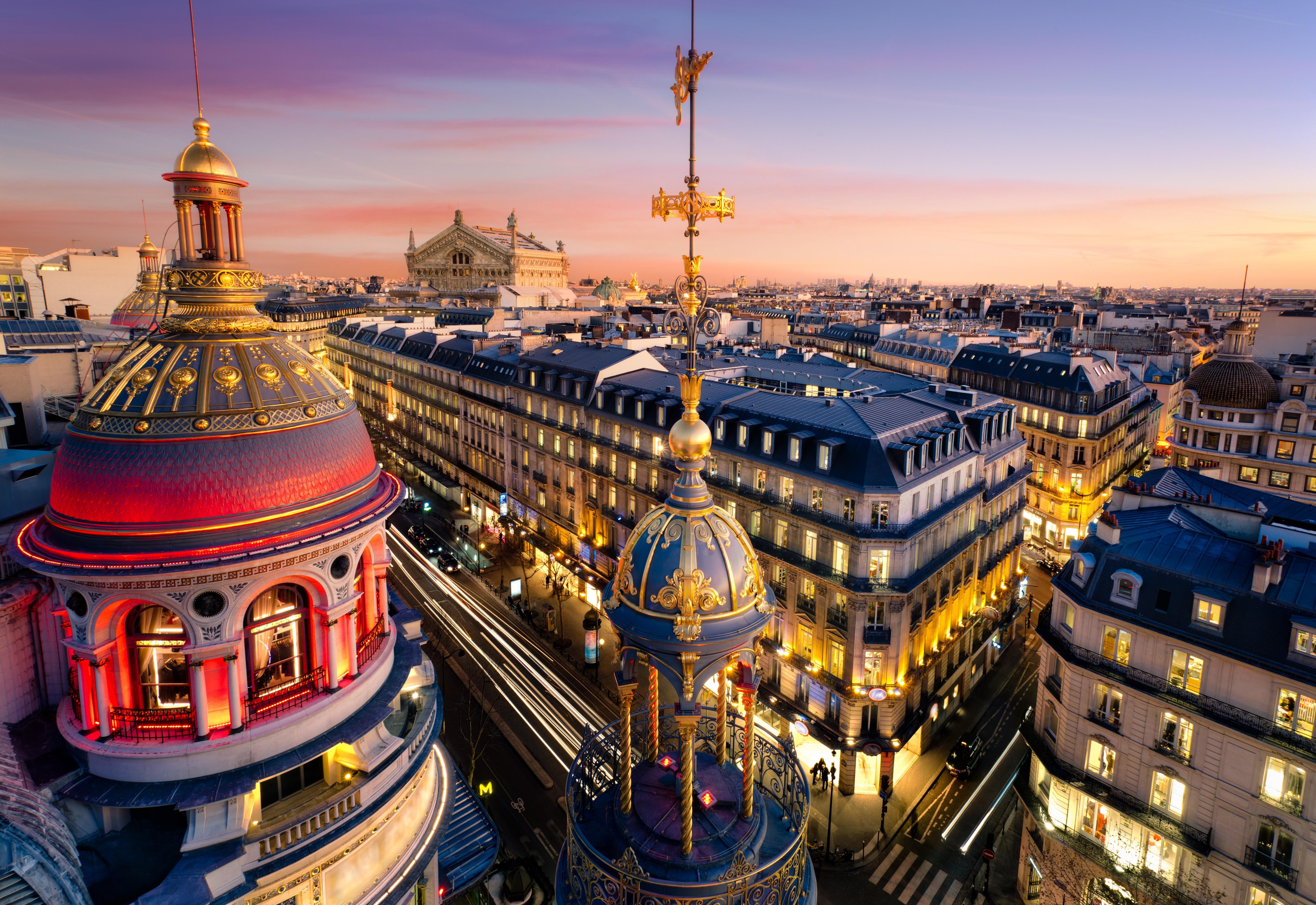 Абсолютная высота Парижа - описание, координаты и интересные факты