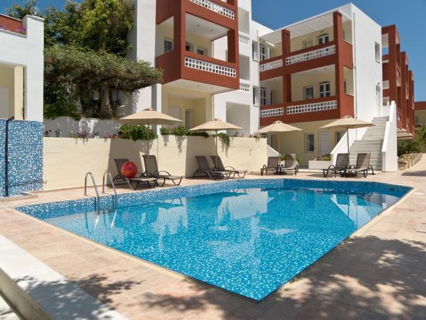 Тур из Москвы в Грецию - Troulis Apart-Hotel