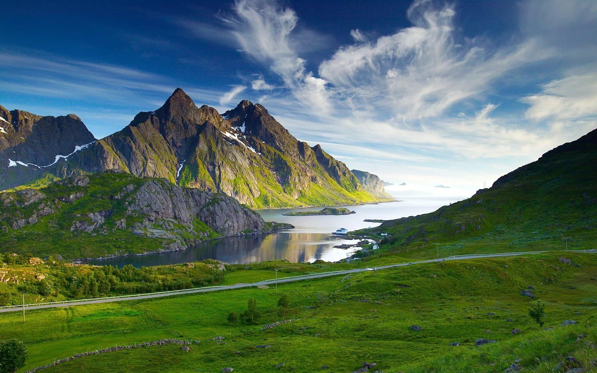 Скандинавия на карте мира: достопримечательности и как туда добраться?