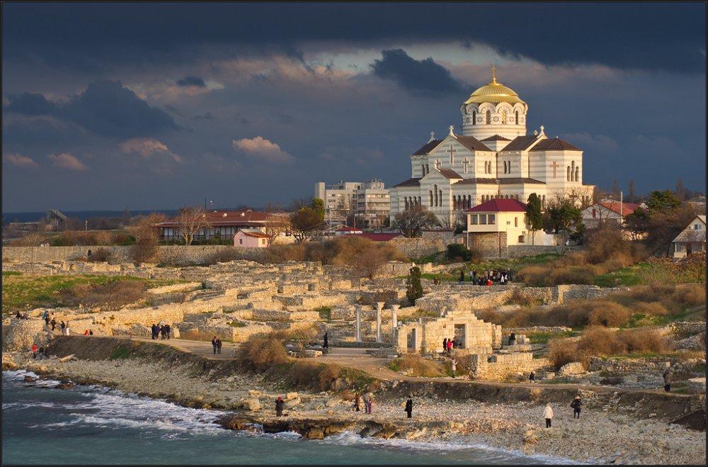Где находится Херсонес в Крыму и как до него добраться?