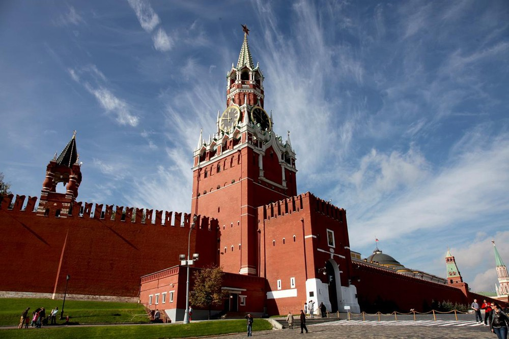 Постройка каменного Кремля в 1367 году в Москве