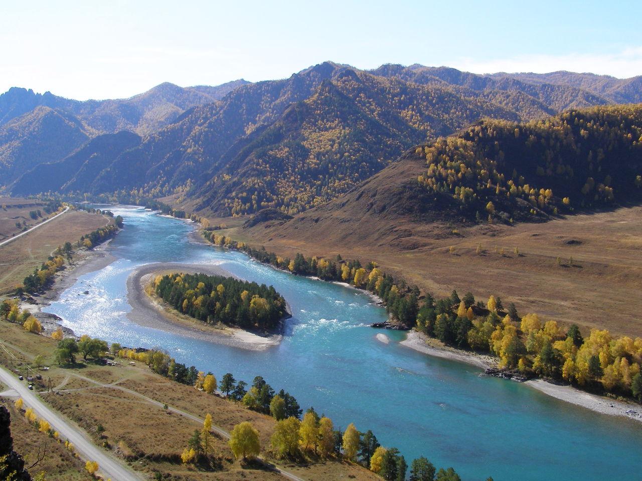 Долина духов на Алтае - где находится и как добраться