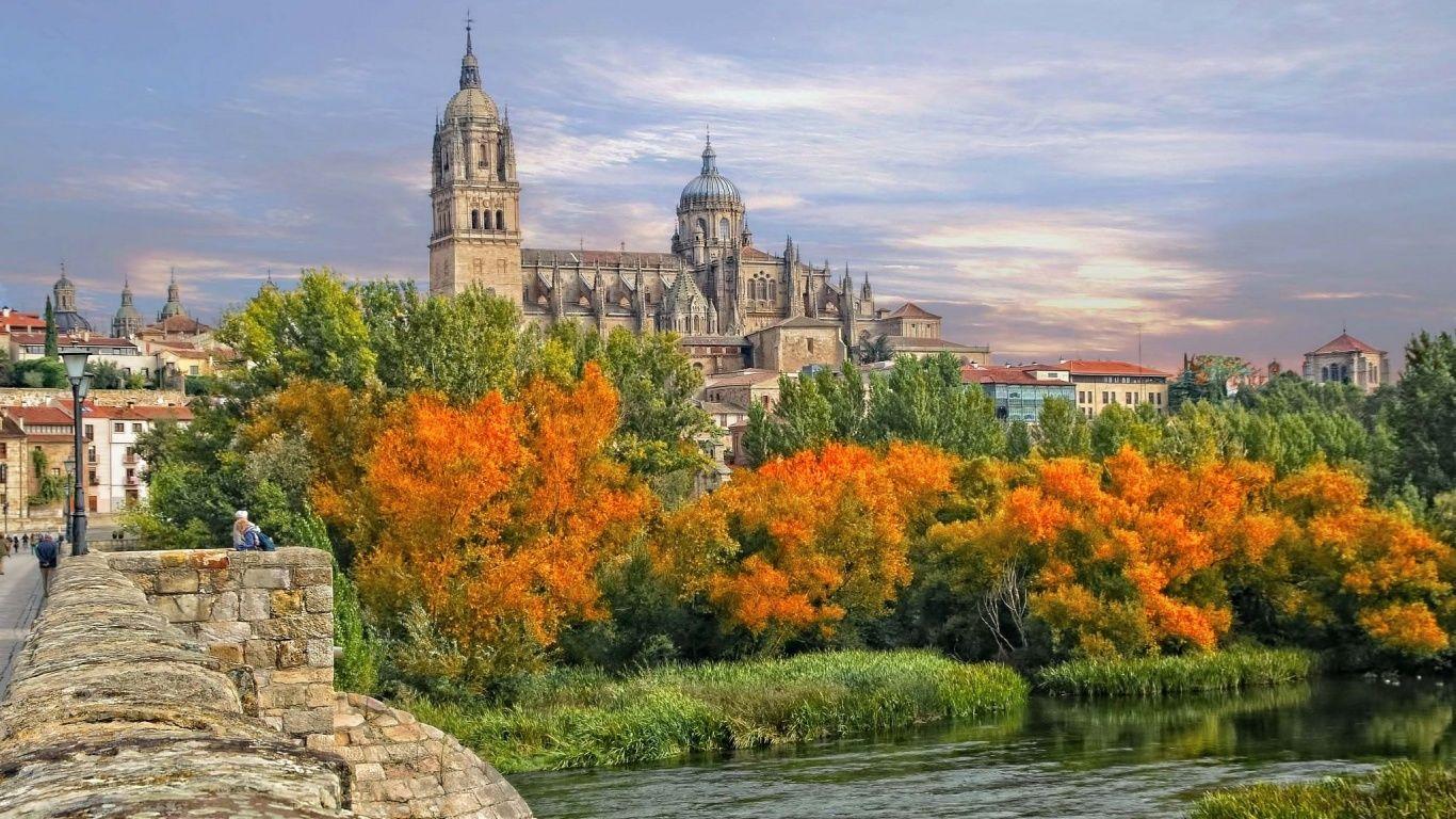 Климатические зоны испании
